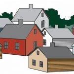 SILMU-kylät logo