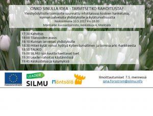Yhdistysilta Mäntsälässä @ Mäntsälän kunnantoimisto | Suomi