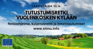 Utfärd till Vuolenkoski @ Vuolenkoski, Iitti