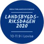Landsbygdsutveckling på professionell nivå i Svenskfinland