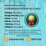 Tutustu vuoden uusmaalainen kylä 2021 ehdokkaisiin