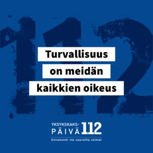112-päivä/Kylä ja kortteliturvallisuus @ Verkossa