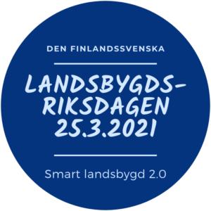 Den finlandssvenska landsbygdsriksdagen 2021 @ Online