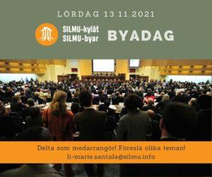 Byadag @ föreningshuset