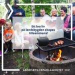 Arrangera ett eget evenemang under det nationella Landsbygdsparlamentet i september